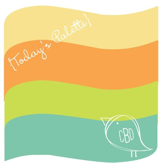 Cool Bean Design Color Palette for 3/27/13 - Hoping for Spring to - small business budget template