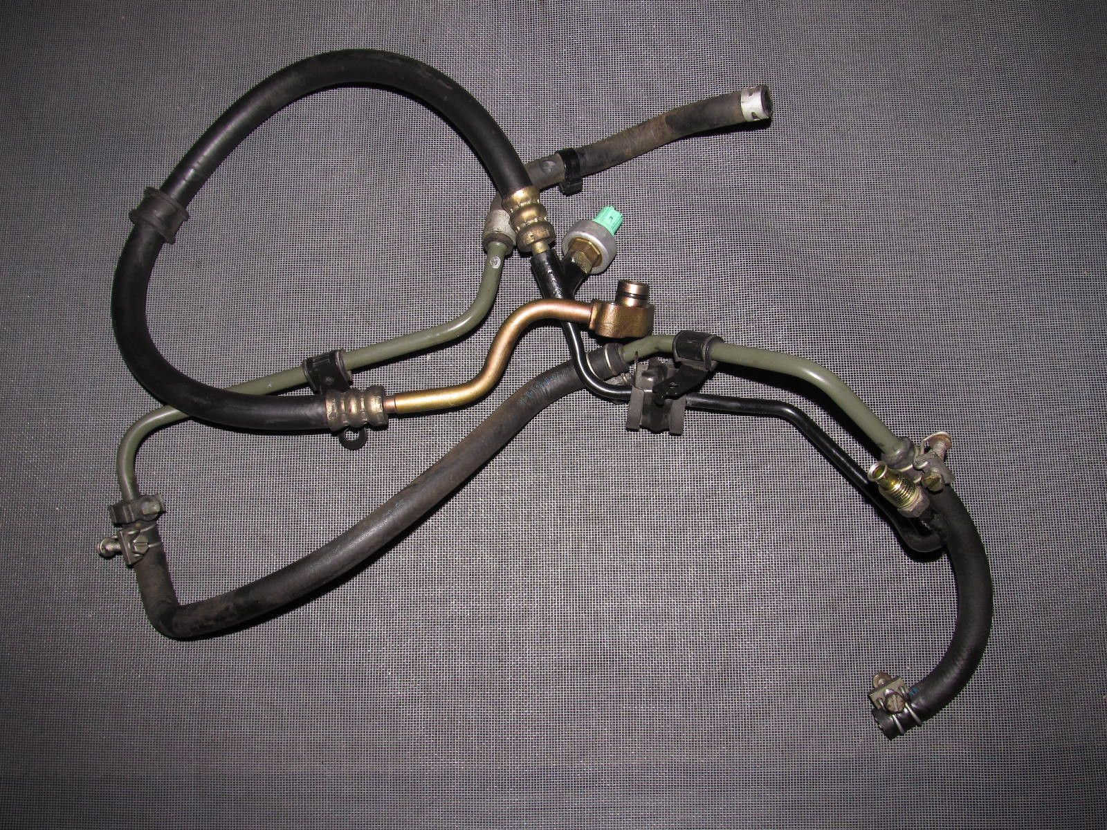 96 97 98 99 00 Honda Civic D16y8 Oem Power Steering Hose