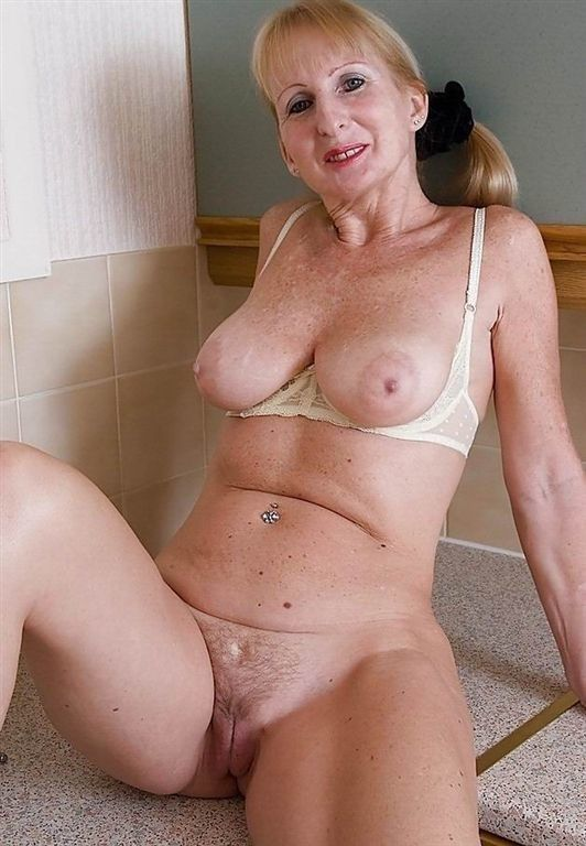 Sexy Old granny sex one! lucky