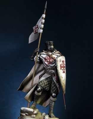 Knight of the Holy Sepulcher: 90mm Pegaso Models - PEG-90065 ...