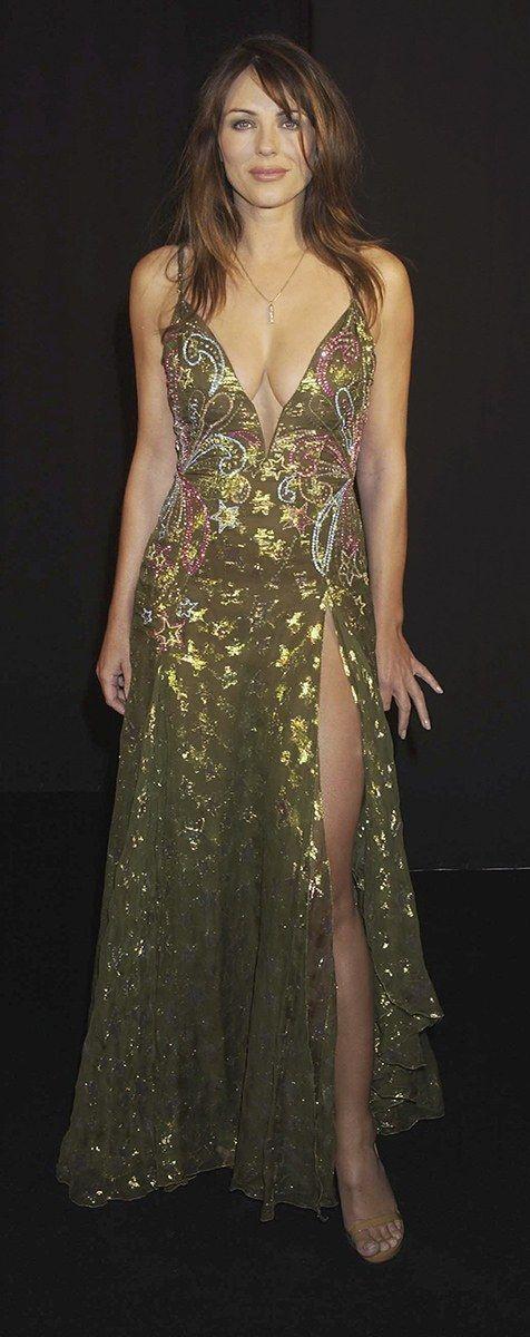 Elizabeth Hurley's Top 10 Show-Stopping Versace Looks
