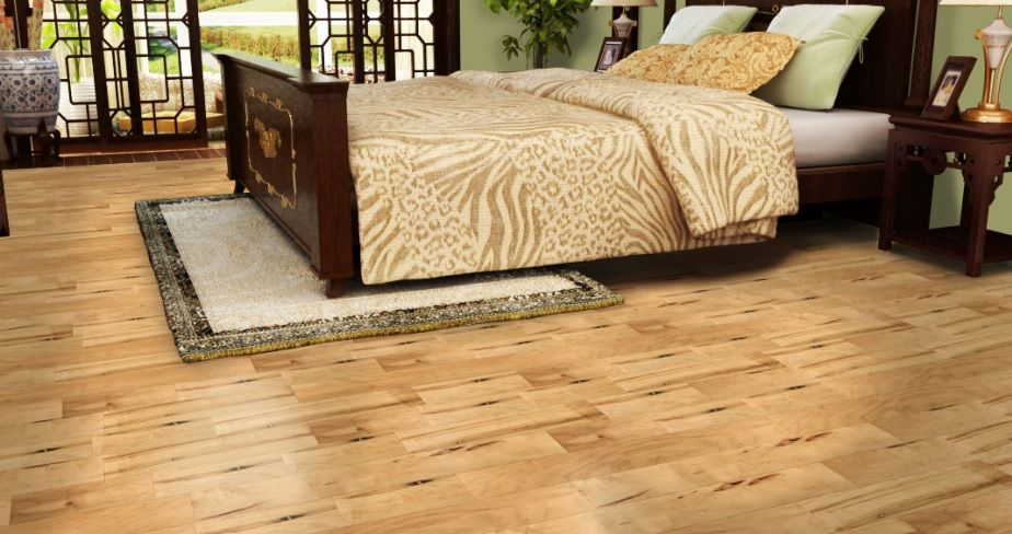 Timberland Value Grade Collection Maple Natural Hardwood Flooring