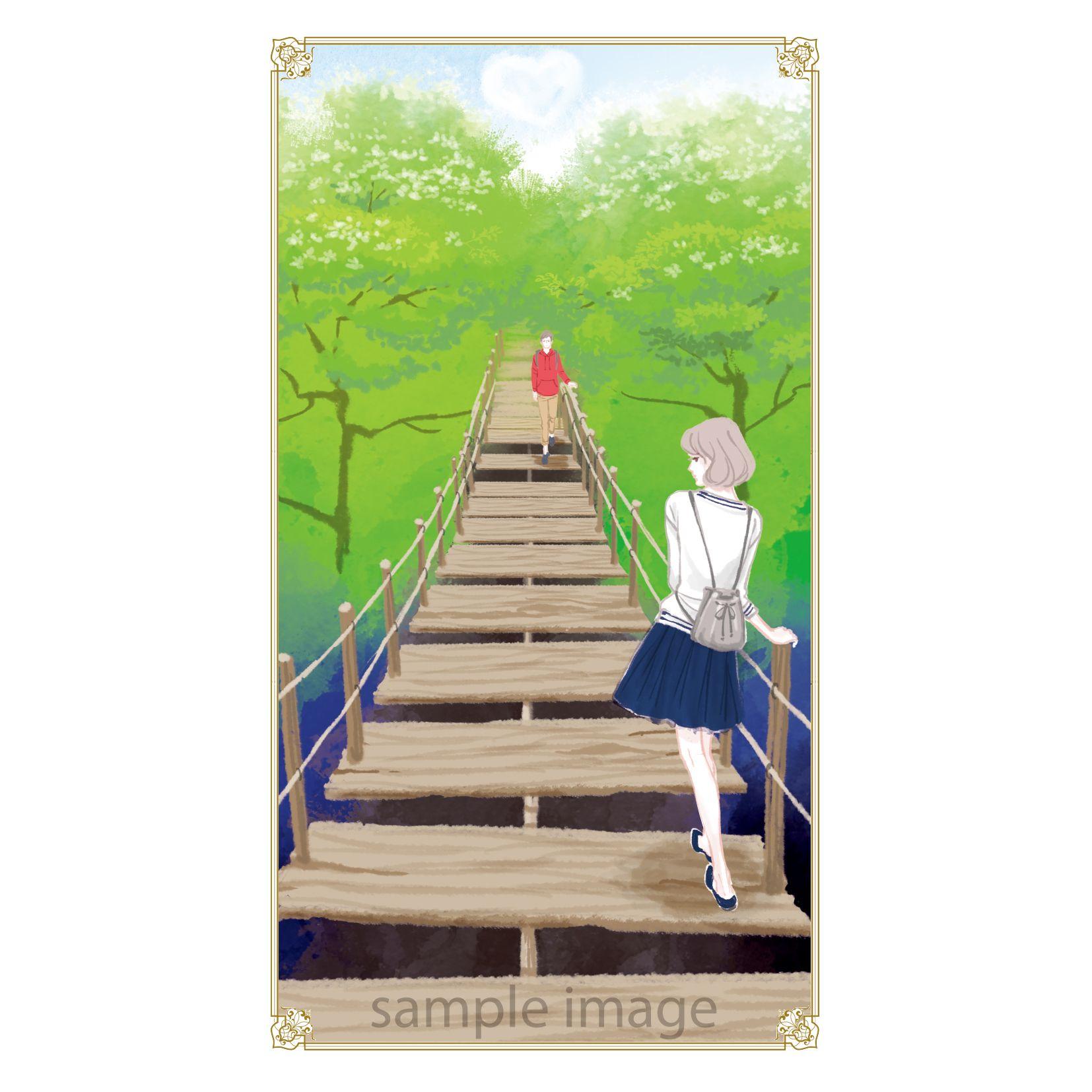 オリジナル占いカード Disney Characters Illustration Character