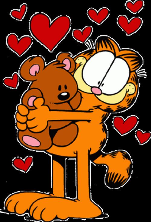 Garfield E Seus Amigos Em Png Personagens De Desenhos Animados