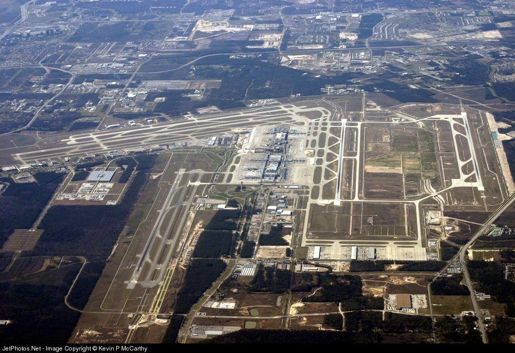 HOUSTON INTERCONTINENTAL AIRPORT | The Handbook of Texas ...