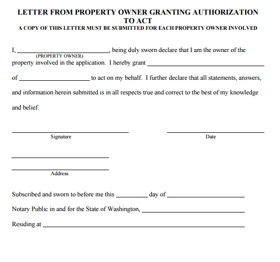 10+ Authorization Letter Samples To Act On Behalf