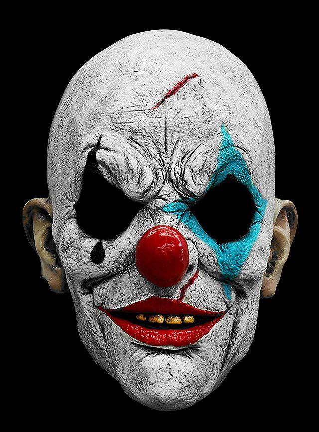 том, картинка маска клоун даже если