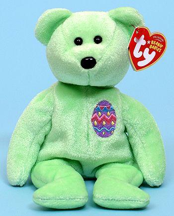 dfc37441893 Eggs 2007 - bear - Ty Beanie Babies