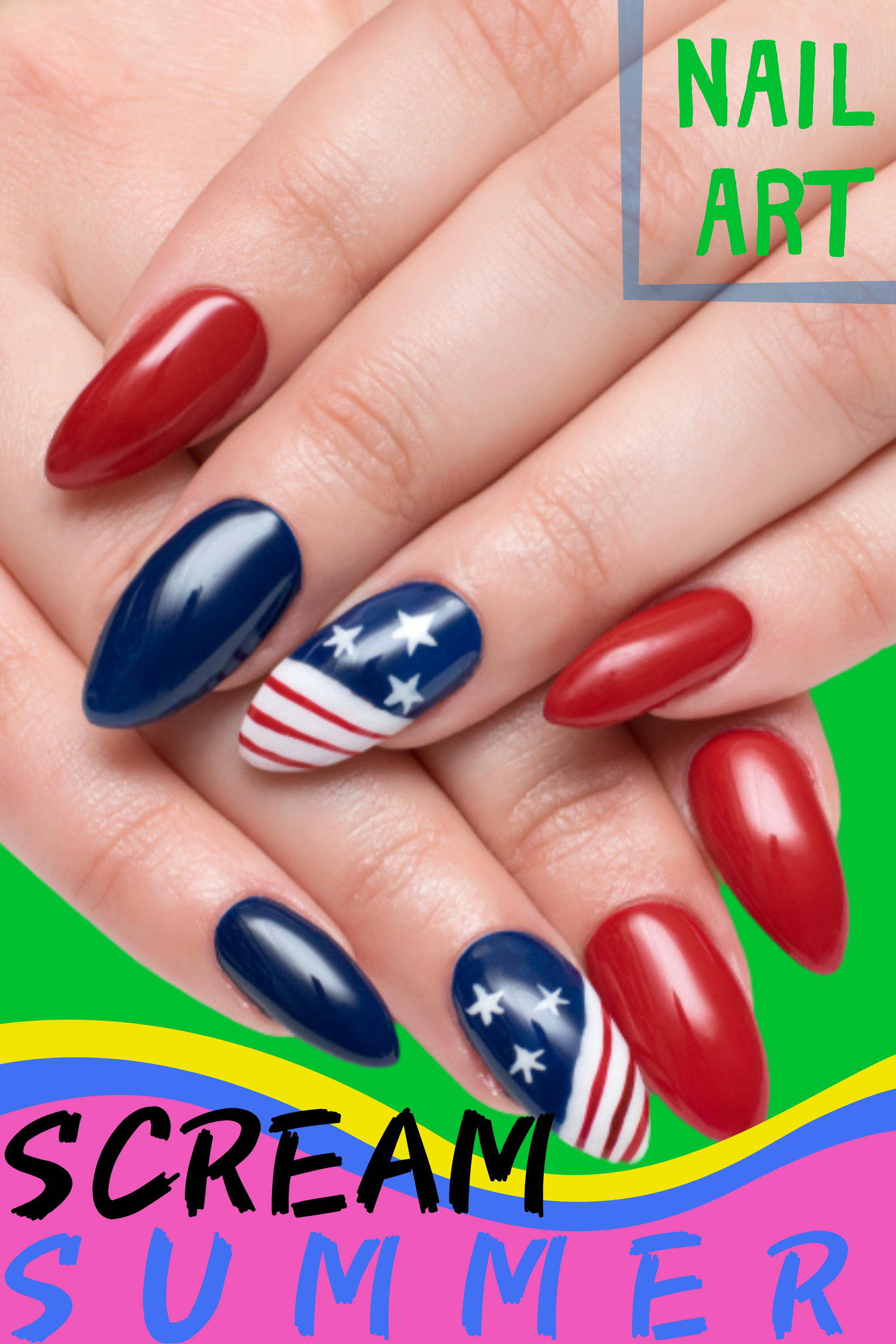 Summer Nails 2020 Color Trends Best Nail Art Trends From The Usa Uk For Summer 2020 In 2020 Nail Designs Summer Nails Nail Designs