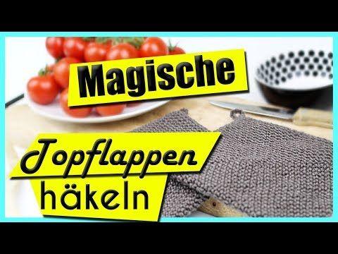 Photo of Häkeln für Anfänger: Zaubertopfhalter, schnell und einfach »Lalalunia«