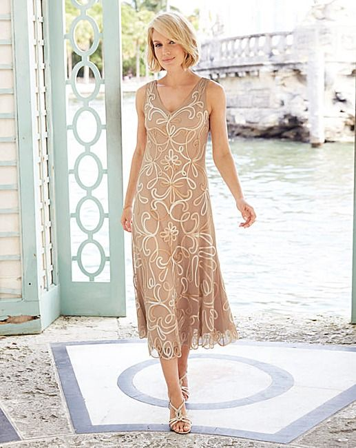 29e52b585d0 Nightingales Cornelli Dress And Shrug