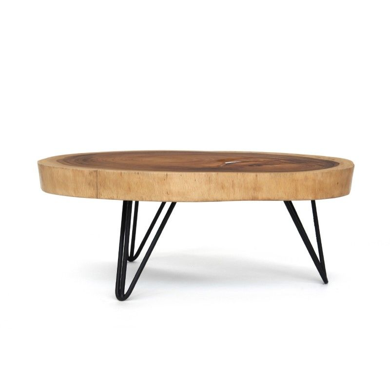Couchtisch Massive Tischplatte Akazie Natur T Ca 80 Cm B Ca 100 Cm H 35 Cm In 2020 Couchtisch Couchtisch Massiv Tisch