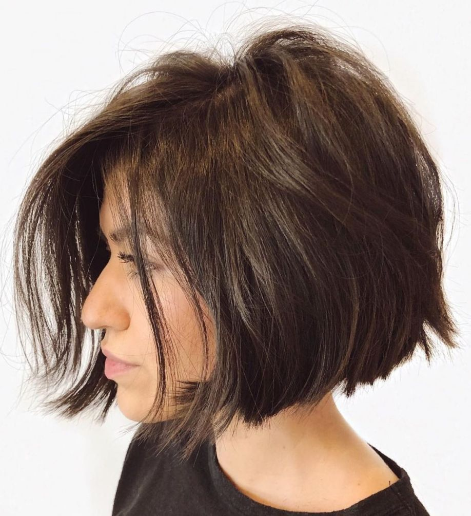 60 Classy Short Haircuts And Hairstyles For Thick Hair Thick Hair Styles Haircut For Thick Hair Hair Styles