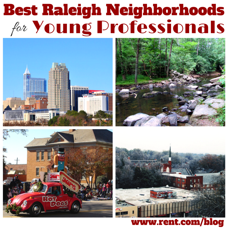 Best Raleigh Neighborhoods for Young Professionals | Young ...