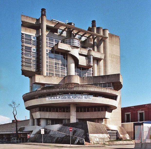 Aber hier leben nein danke die ganze welt for Architektur brutalismus