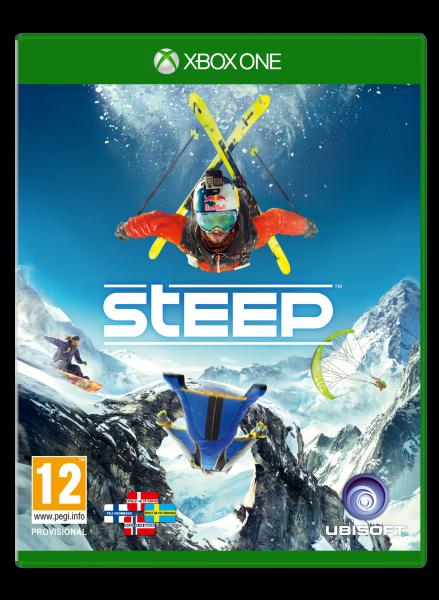 Steep Xbox one, Xbox