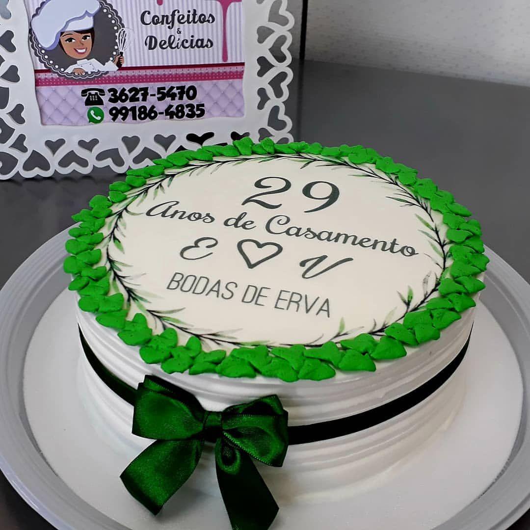 Bodas De Erva 29 Anos De Casamento Decoracao Mensagens Etc