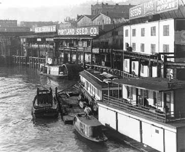 Waterfront 1900-1910