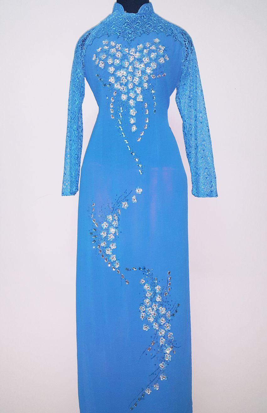 Cho thuê áo dài mẹ giá rẻ nhất