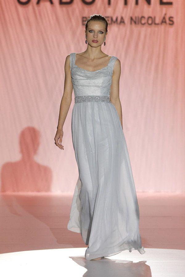 Vestidos de fiesta de Cabotine by Gema Nicolás 2015 #boda #invitadas #vestidos