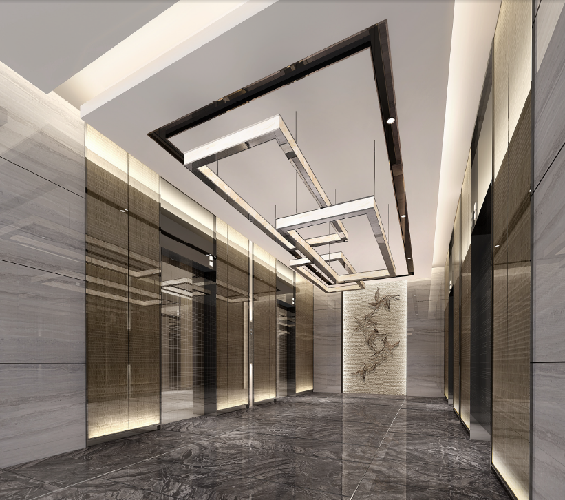 Discover the best lobbies and receptions for your interior for Modern elevator design