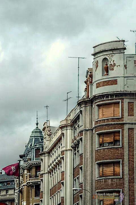 León,  calle independencia.