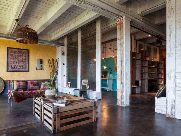 Couchtisch Selber Bauen Als Wohnzimmer Inspiration Einer Loft Wohnung