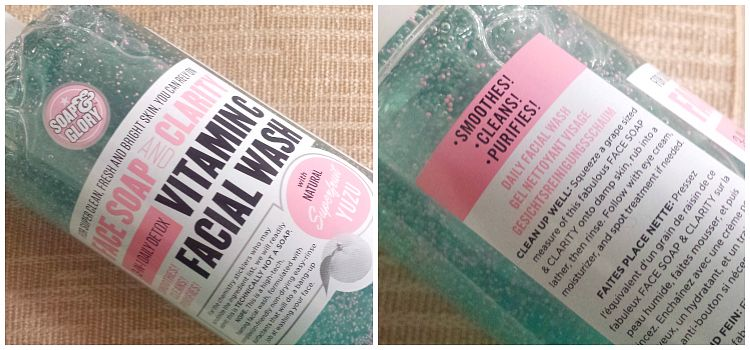 Face Soap & Clarity Facial Wash by Soap & Glory #7