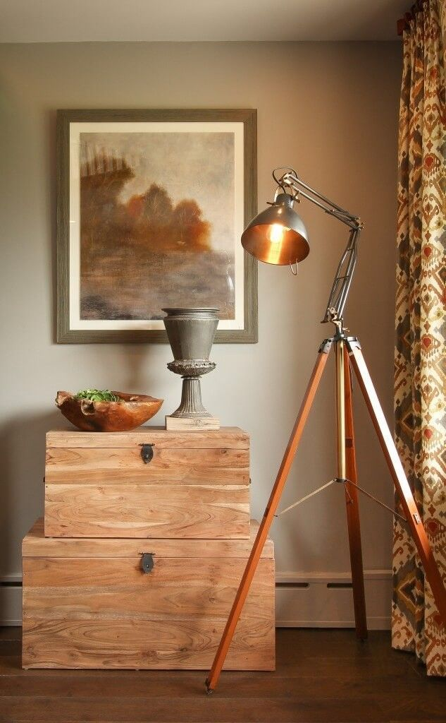 how tripod floor lamps are the best for your living room