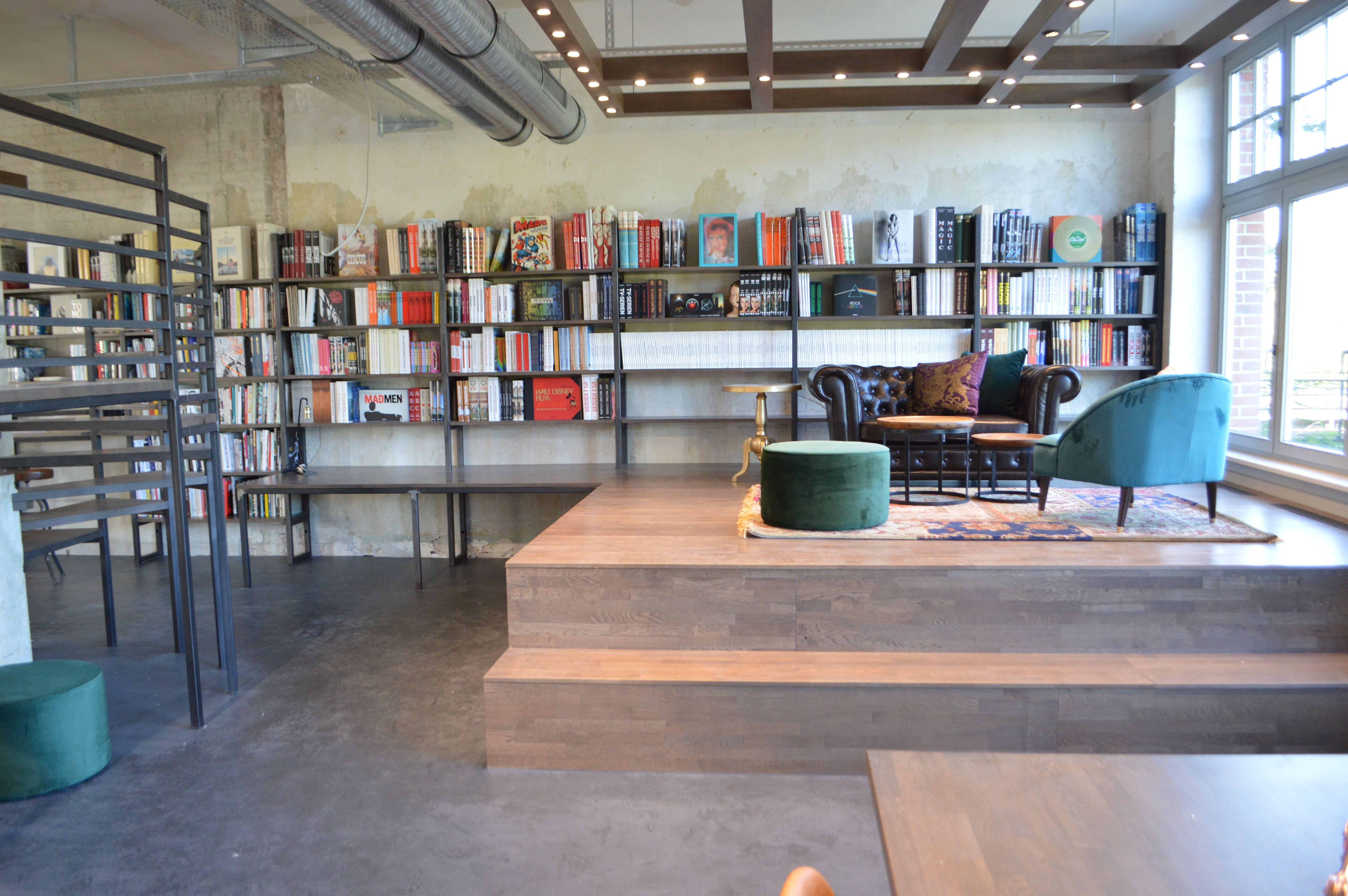 Sitzmoglichkeiten Bibliothek Moderne Buromobel Hochwertige Mobel Buroraume