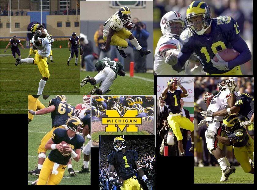 Screensaver Wolverine Michigan Football | Michigan ...