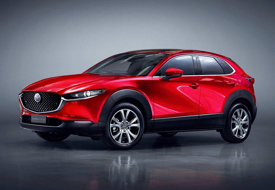 Mazda CX30 Características, versiones y precios en