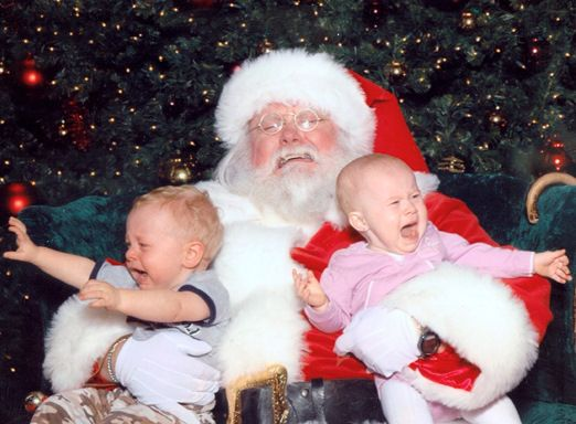 Funny Christmas Kid Pictures