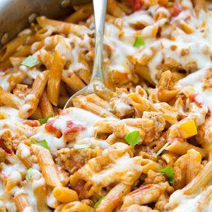 5 ingredient one pot pasta with chicken sausage recipe yummly 5 ingredient one pot pasta with chicken sausage recipe yummly forumfinder Choice Image
