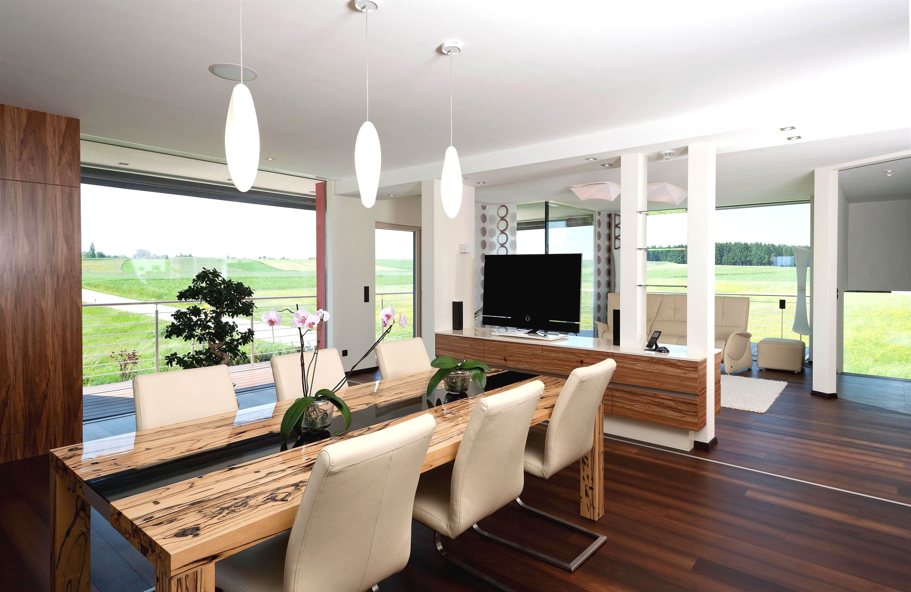 Wohnzimmer Esszimmer Planen