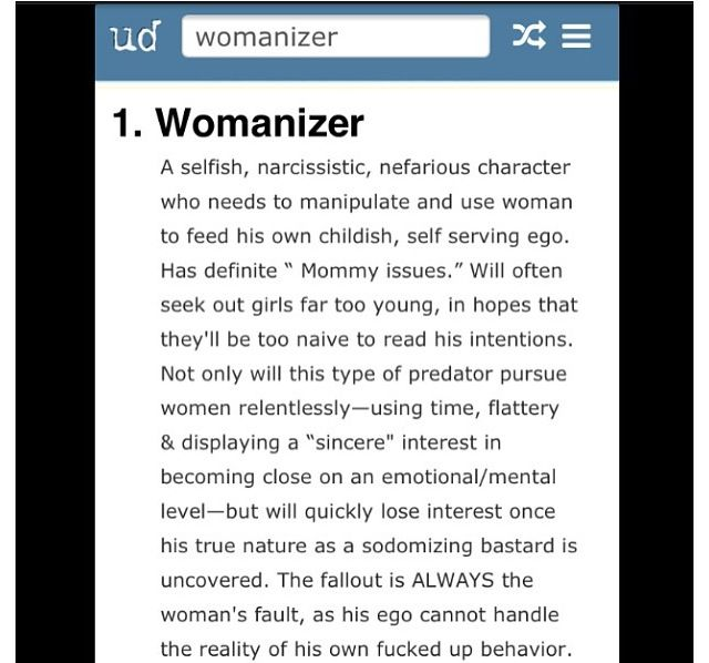 How to stop womanizing