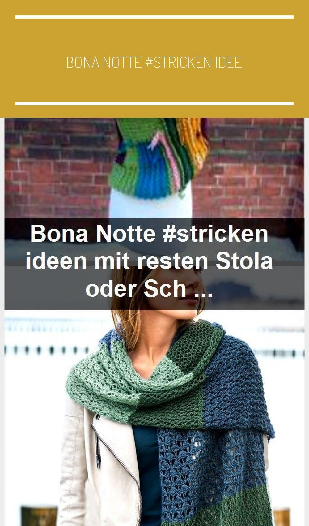 Photo of Bona Notte stricken idee, #Bona #Idee #Notte #stricken #Strickideenauswollresten…