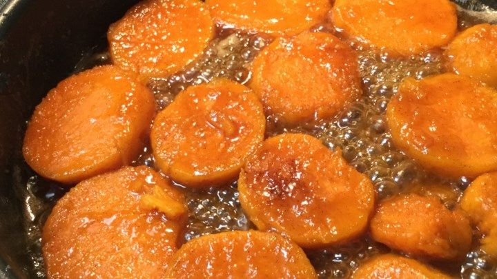 Candied sweet potatoes with images sweet potato