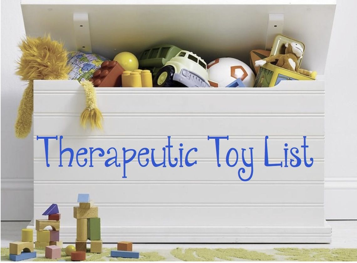Here Is A List Of The Utic Toys That Are Commonly Used
