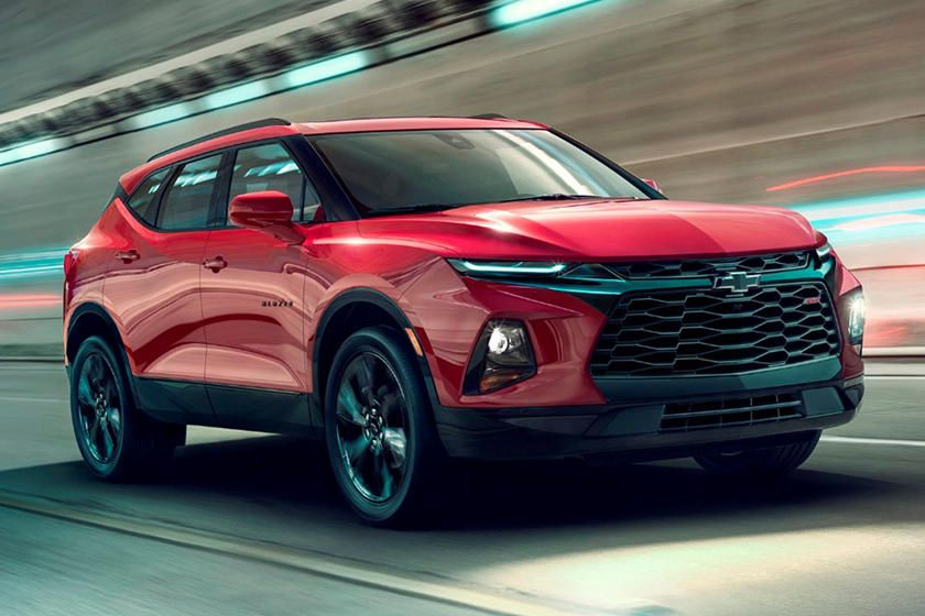 2020 Chevrolet Blazer Receiving A Slick Styling Upgrade In 2020 Chevrolet Blazer Chevrolet Trailblazer Chevy Trailblazer