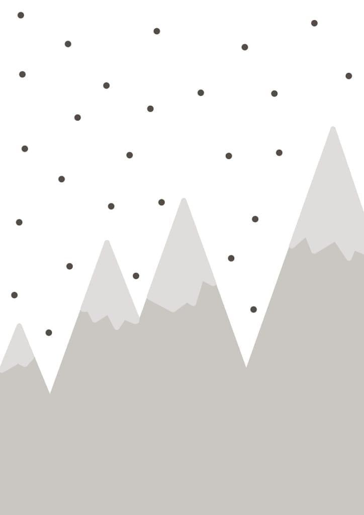 Für einen schönen Bergblick ist es nie zu früh. Warum also
