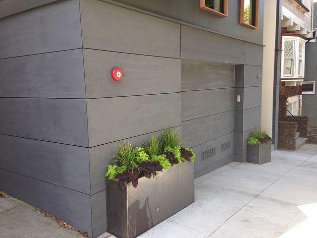 Grattan S F Concrete Siding House Cladding Cement Panels