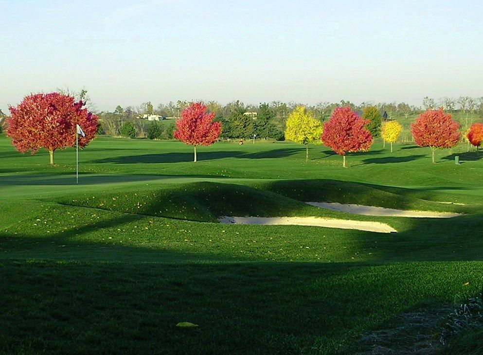 to the University Club of Kentucky Golf courses
