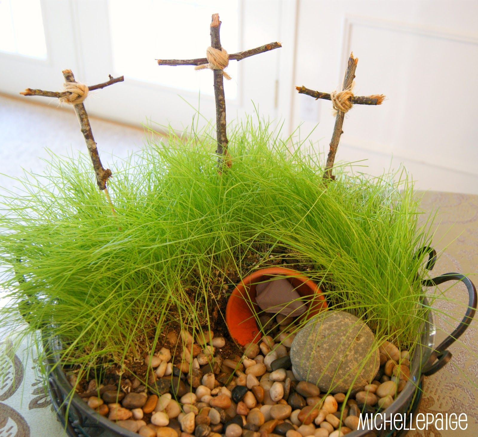 easter gardens the cruxfic | The grass grew so tall, I had to ...