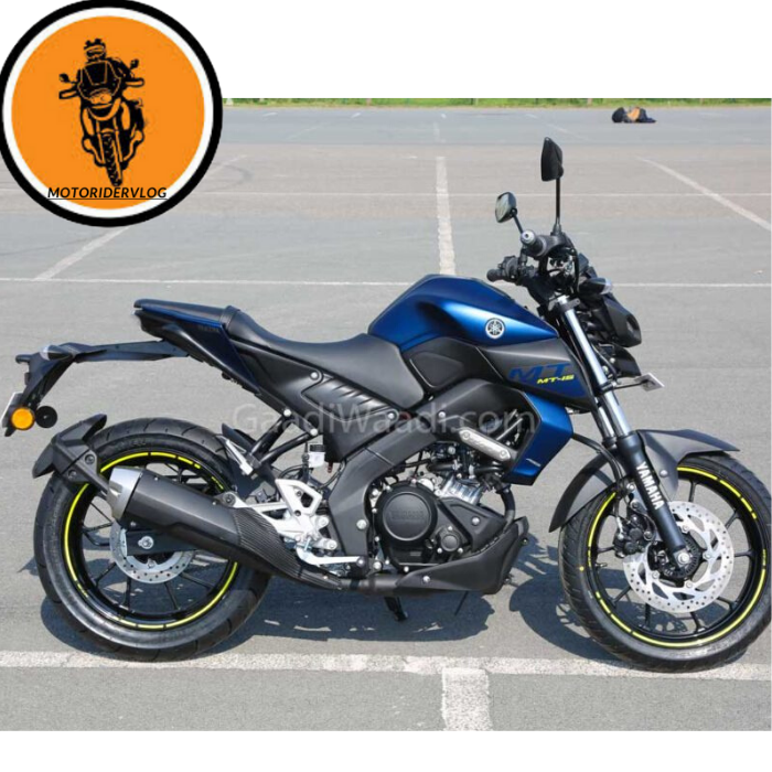 Yamaha Mt 15 Price Images Mileage Colours Review Motoridervlog