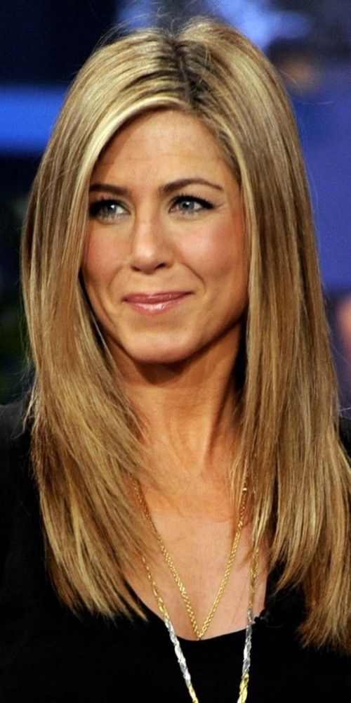 Jennifer Aniston Ling Layered Hairstyle Hair In 2018 Pinterest