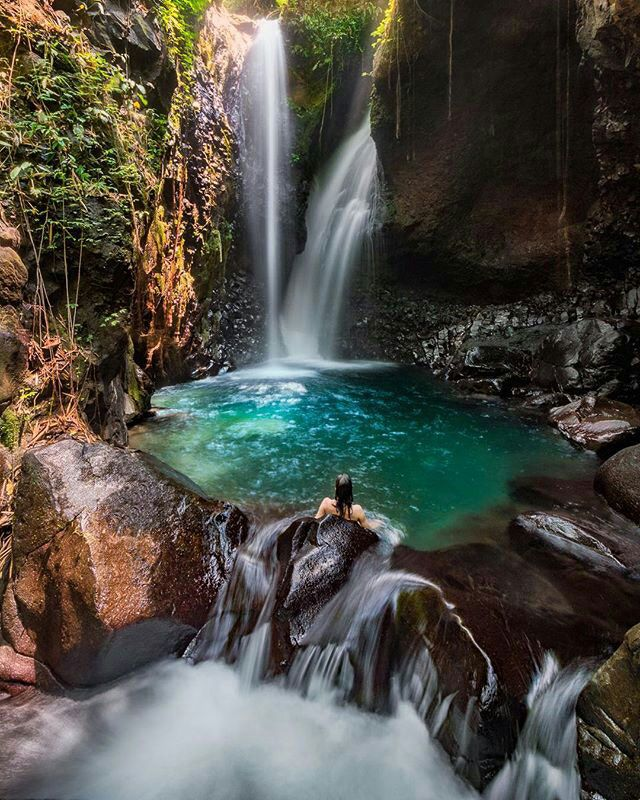 GITGIT WATERFALL THE FAMOUS TOURIST DESTINATIONS IN NORTH