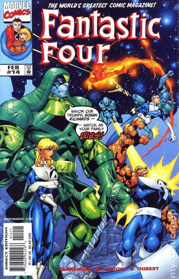 Fantastic Four (1998 3rd Series) 14