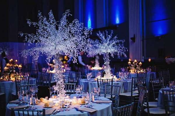 Winter christmas themes for wedding venues in new york winter christmas themes for wedding venues in new junglespirit Images