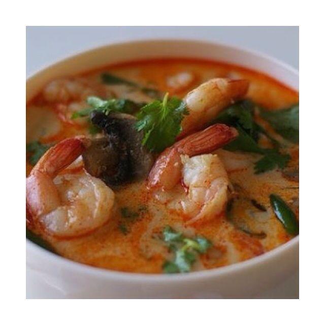 Thai Tum Yum Soup🌿